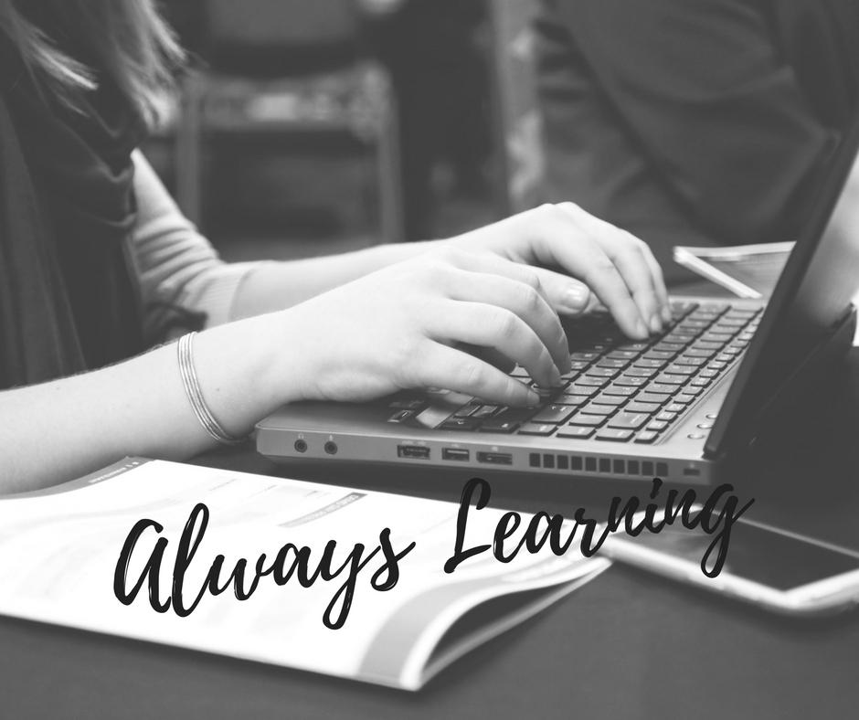Learning forever