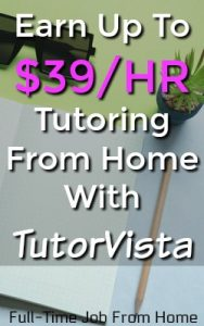 TutorVista Review by Carrie Serres