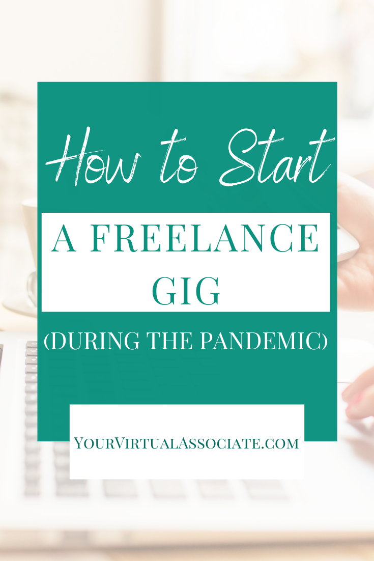 How to Start a Freelance Gig